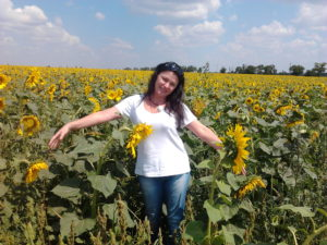 Sunflower Field Ukraine